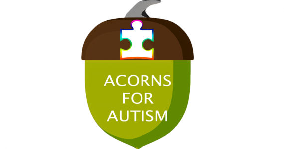 Acorns For Autism taken from Facebook