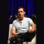 Peter Thiel, image taken from Facebook