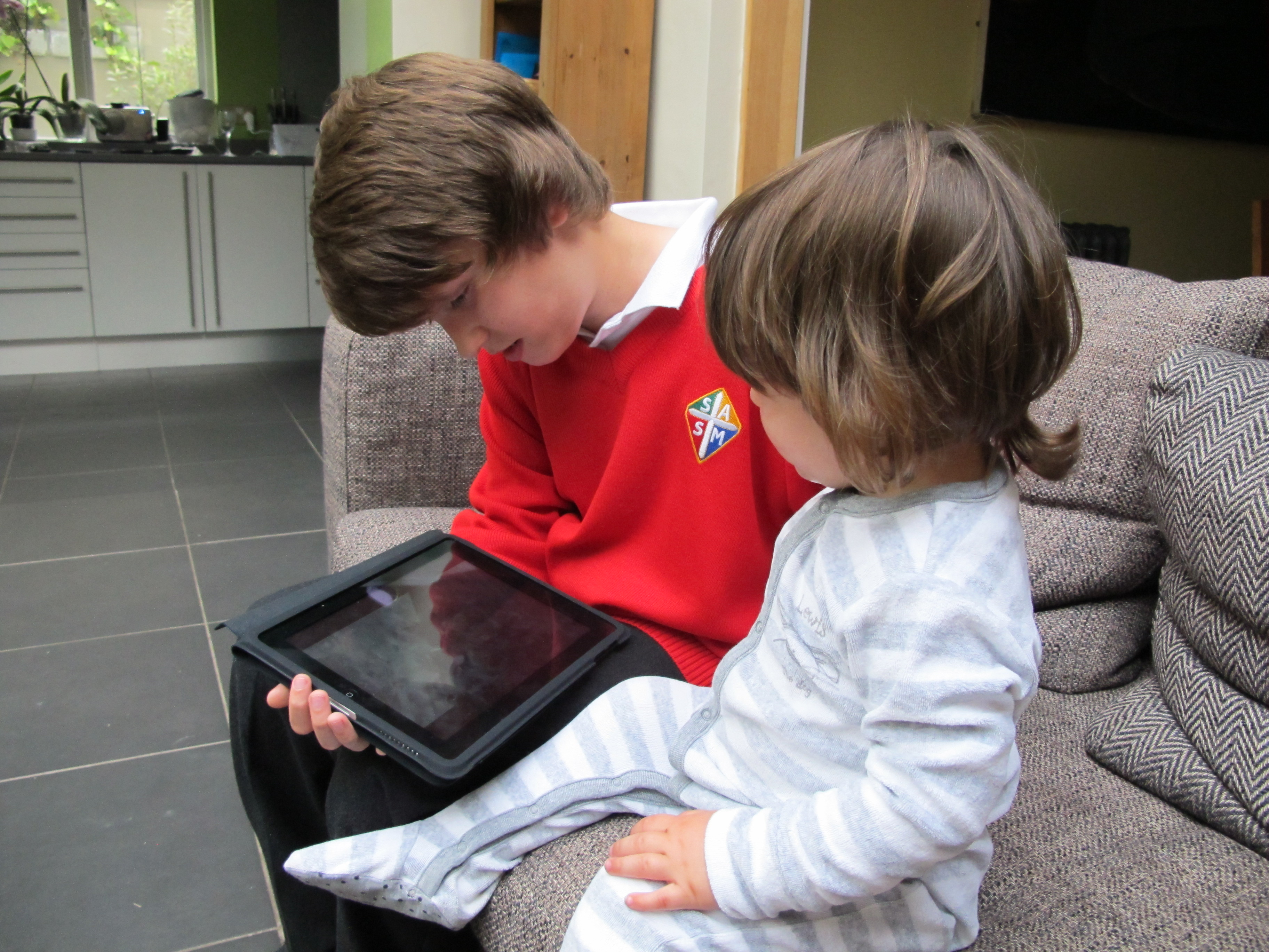 Video to enhance social skills for autistic teens