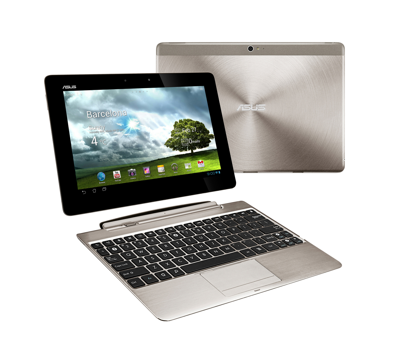 Autistic Children feel comfortable interacting Socially with their Peers through Tablets like Transformer Pad Infinity