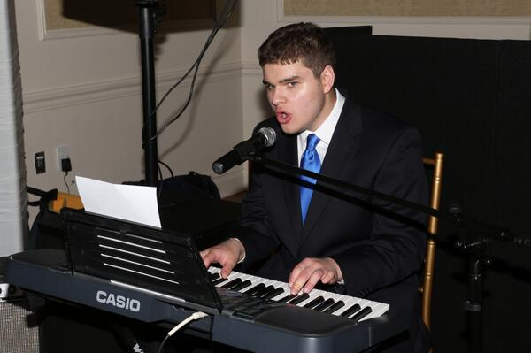 Teen with Autism Uses Music to Express Himself and named one of 8 Genius of Autism honorees