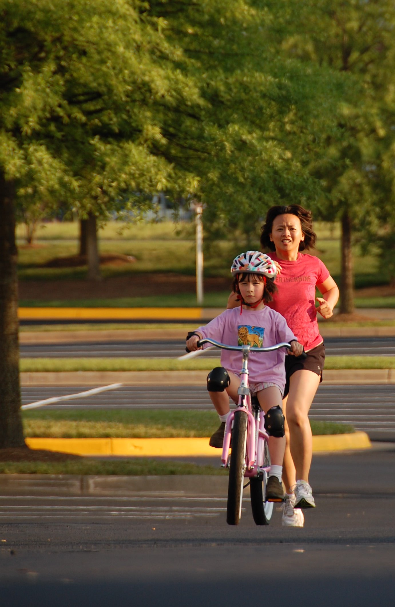 iCan Bike Camp teaches Children with Autism to Successfully ride a Bike