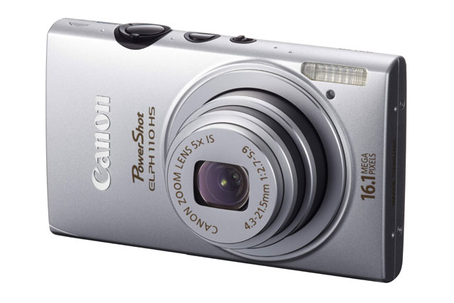 Compactness Joins High Quality Photos With Canon PowerShot Elph 110 HS