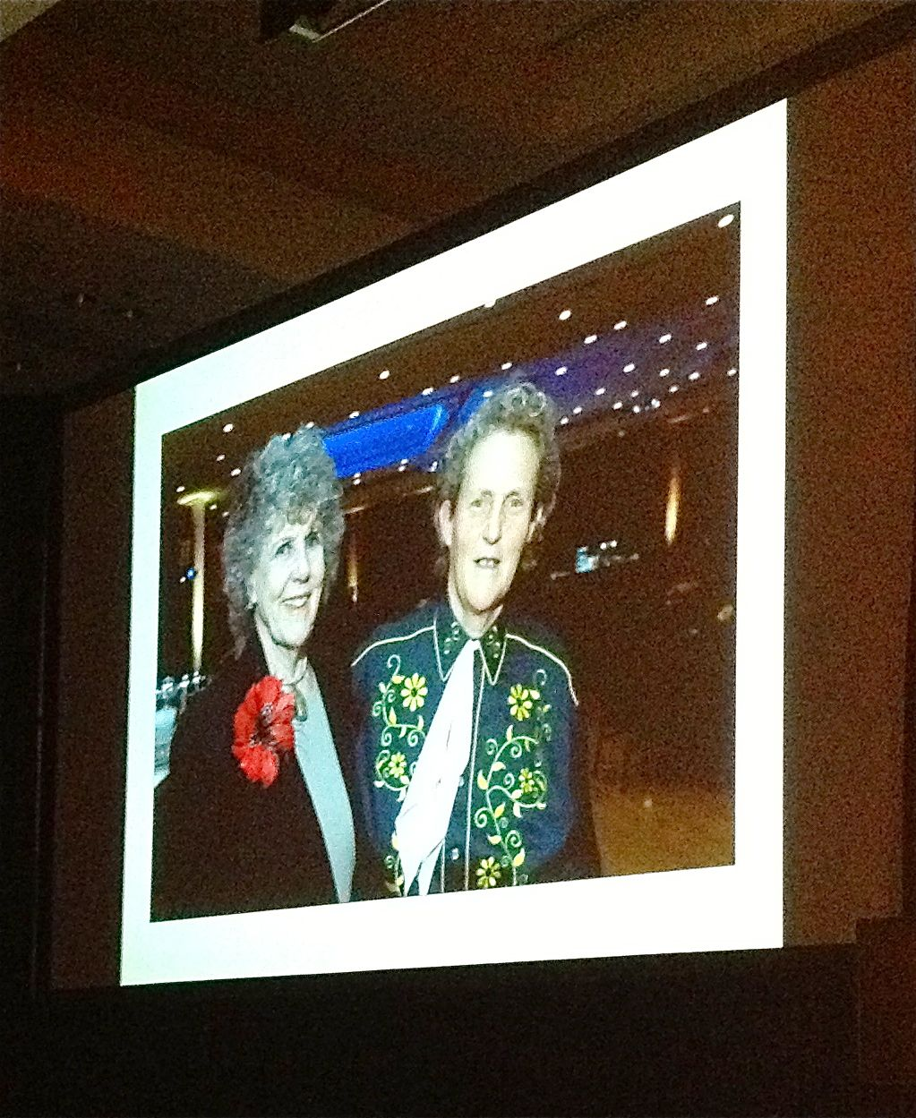 Mother of Temple Grandin criticised for linking viewing child pornography with Autism