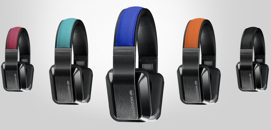 Monster Inspiration Headphones Offers Features, Looks And Additional Options At Best