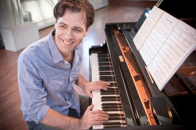 Scott Evan Davis makes musical theatre with and for autistic children.