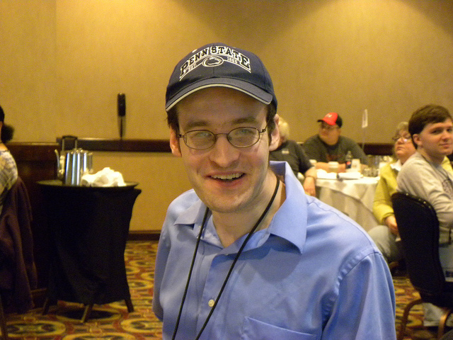 Scott Robertson Advocates for Autistic Adults