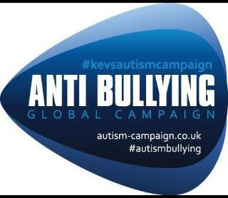 Kevin Healey, Autism Anti-Bullying Campaigner