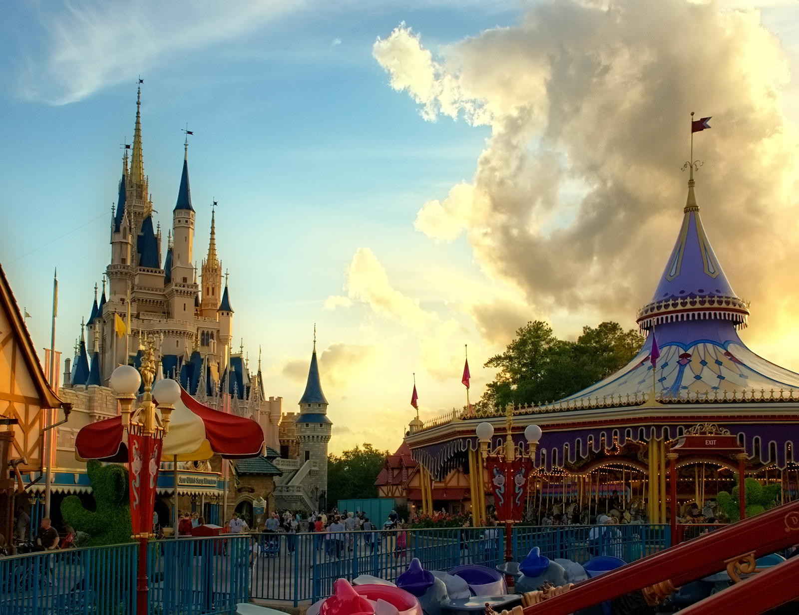 The magic of Disney – dulled for disabled children