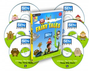 Adele FairyTales_box_withCDs