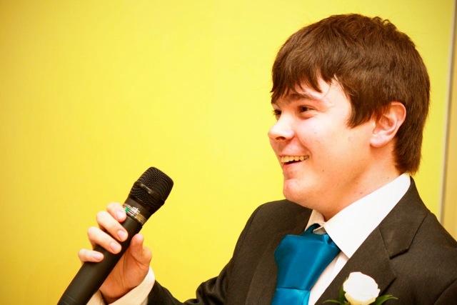 Alex Lowery 'Speaks About Autism'
