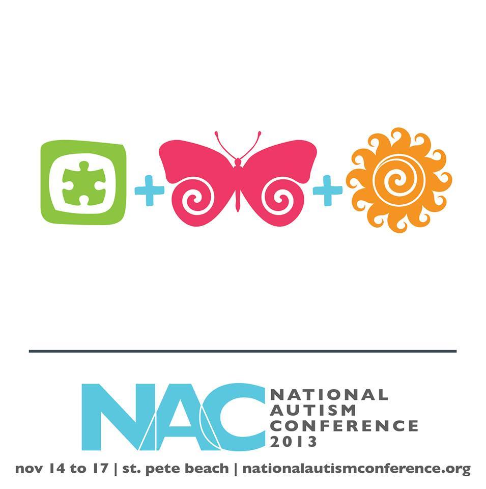 National Autism Association Conference from November 14 – 17 in Florida