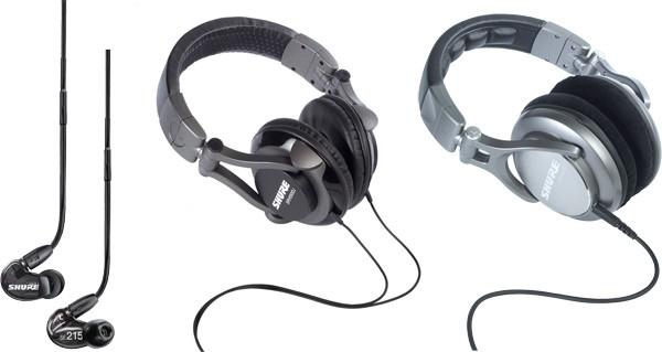 Shure SRH550DJ Headphones Will Make You A DJ With Their Bass