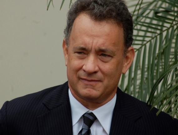 Tom Hanks – one of the genuine good guys, enjoys meeting an autistic fan