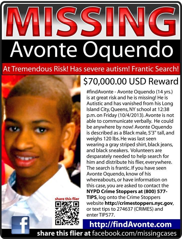 """Over 1000 schools in NY to be equipped with door alarms under """"Avonte's Law """""""
