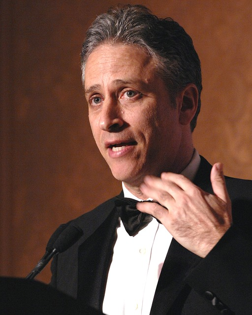 Jon Stewart of The Daily Show boosts sales of book on autism