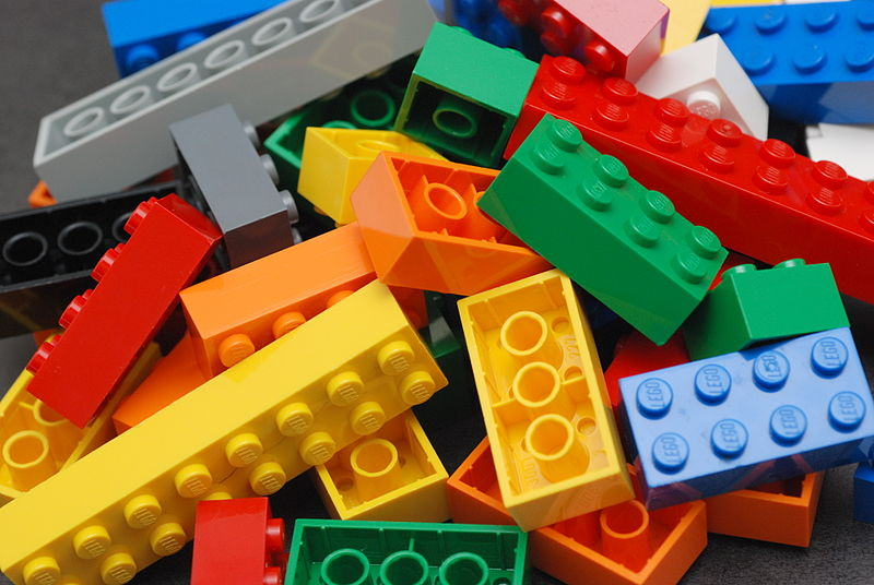 Donate new and used LEGO to Playgo to support children with Autism