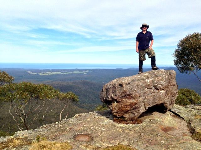 Peter Hosking is Trekking 4 Autism Along the Australian Alps Walking Track