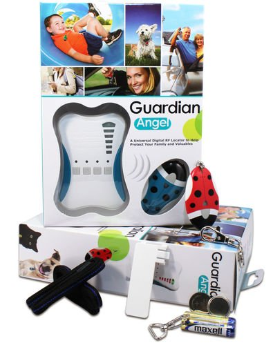 Let The Guardian Angel Tracker Be Your Children's Guard