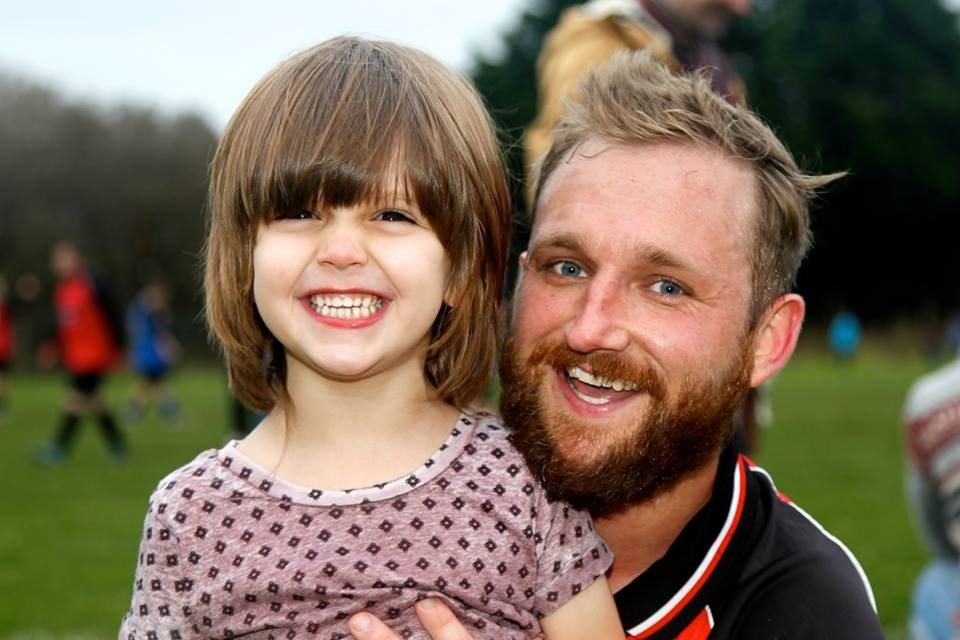 UK Father takes to the streets to raise money for autism therapies
