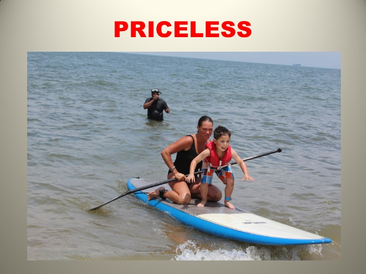 Three paddle boards used for aquatic program for children with autism stolen