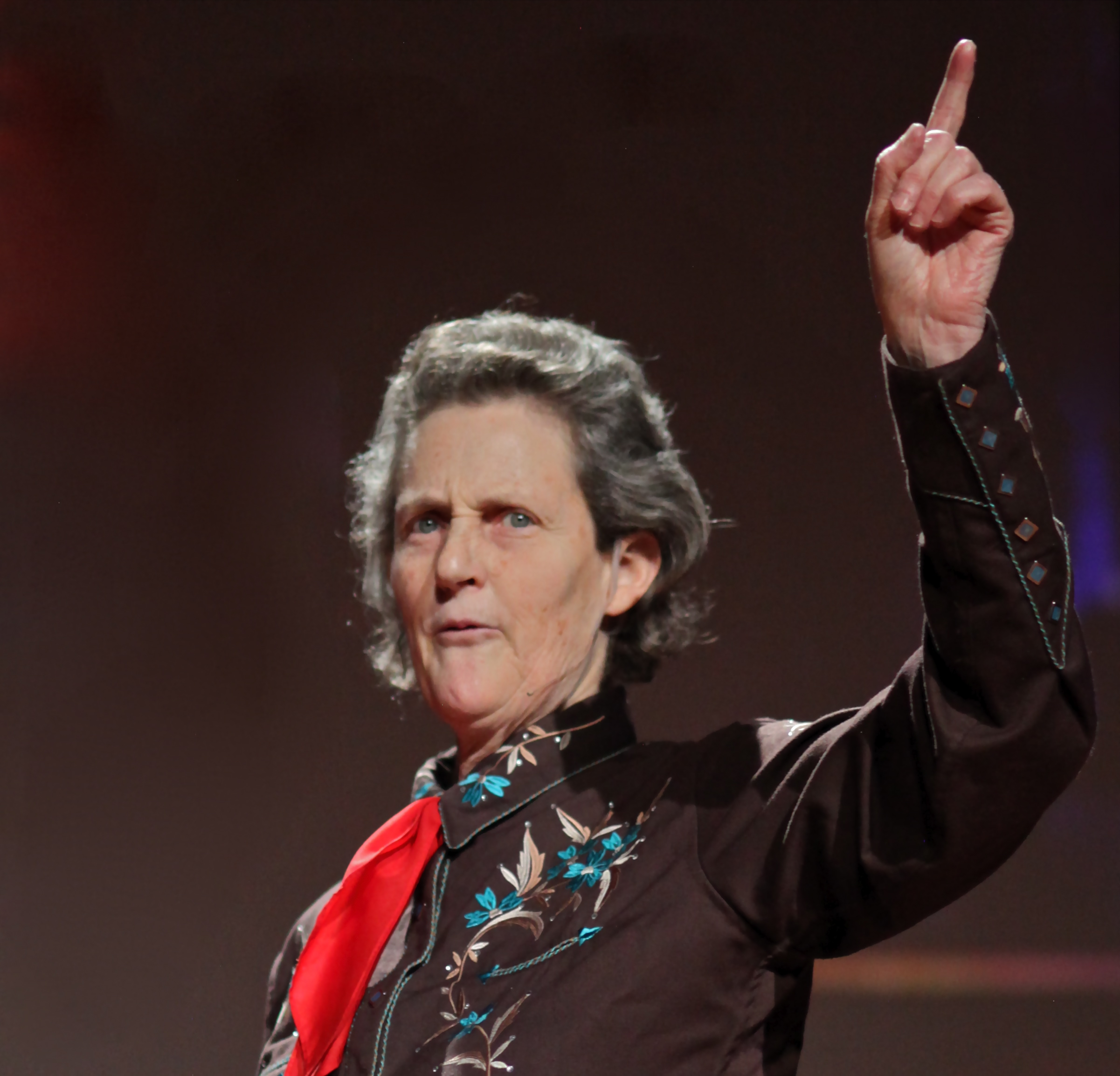 Dr. Temple Grandin talks about the strengths of autistic minds