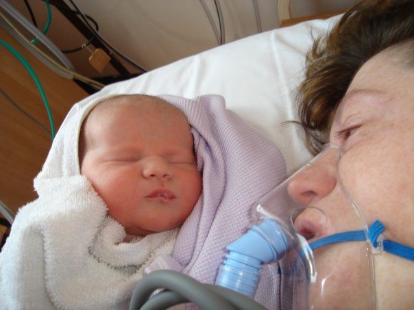 Emma Murphy from Manchester, Co-founder of FACSA ( Fetal Anti Convulsant Syndrome Association)