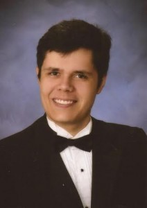 Ben's Senior Portrait