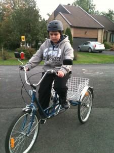 Emilio bike