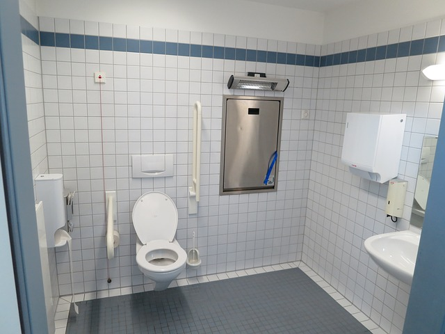 Parents fight for disabled toilets in Crawley