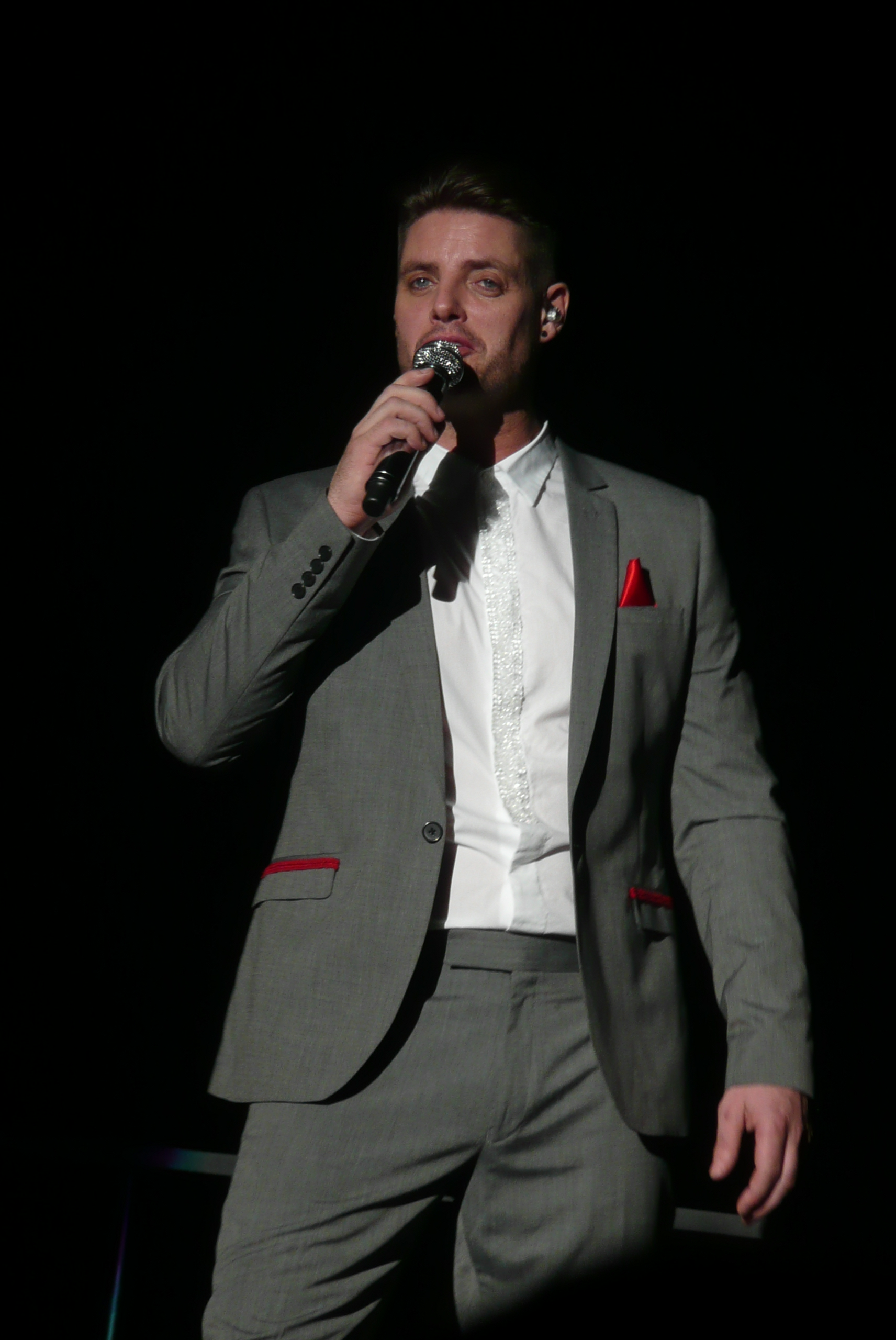 Autism capmpaigner, Boyzone's Keith Duffy honoured with philanthropist of the year award