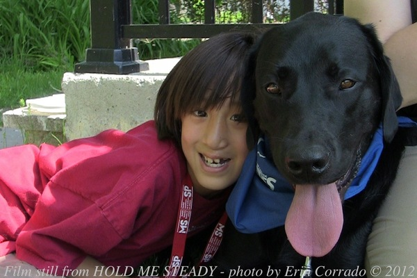 Erin Corrado Director of 'Hold Me Steady: A Story of Autism Service Dogs'