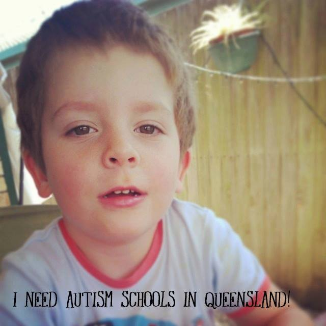 Petition launched for autism equality for children in Queensland, Australia