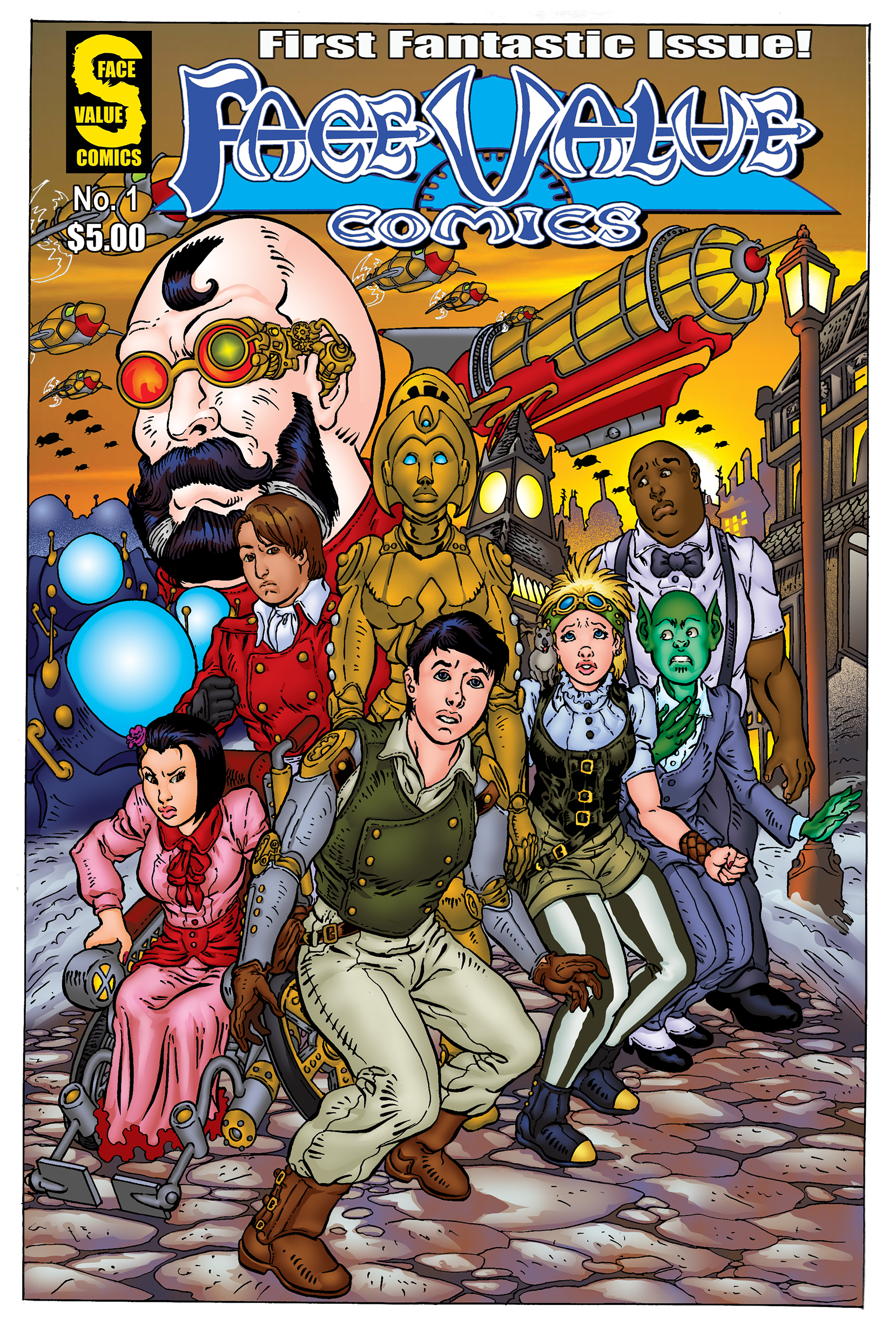 First autistic comic superhero makes a huge statement