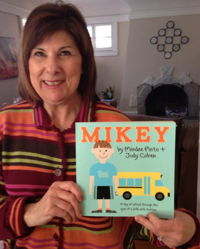 Judy Cohen and Mindee Pinto co-authors of 'Mikey' – Part 2