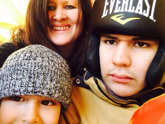Leo Andrade tells of how her autistic teenage son is subjected to vile abuse