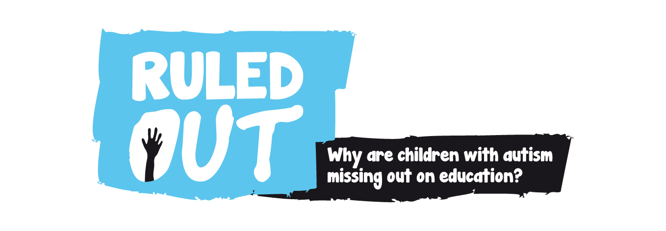 Ambitious About Autism Launch their 'Ruled Out' Campaign
