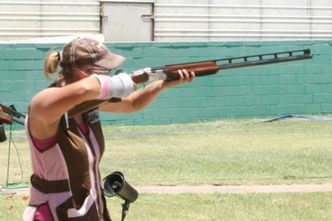 Woman with Asperger's from El Paso Hopes to Qualify for 2016 Olympics