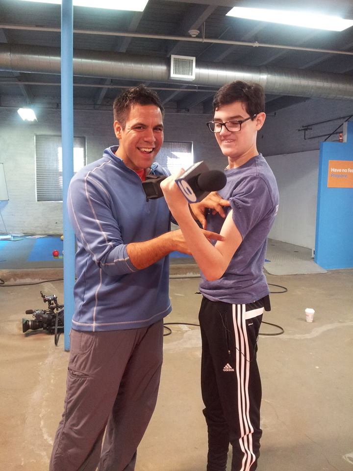 David Geslak from Chicago Helps Young People with Autism Find Work
