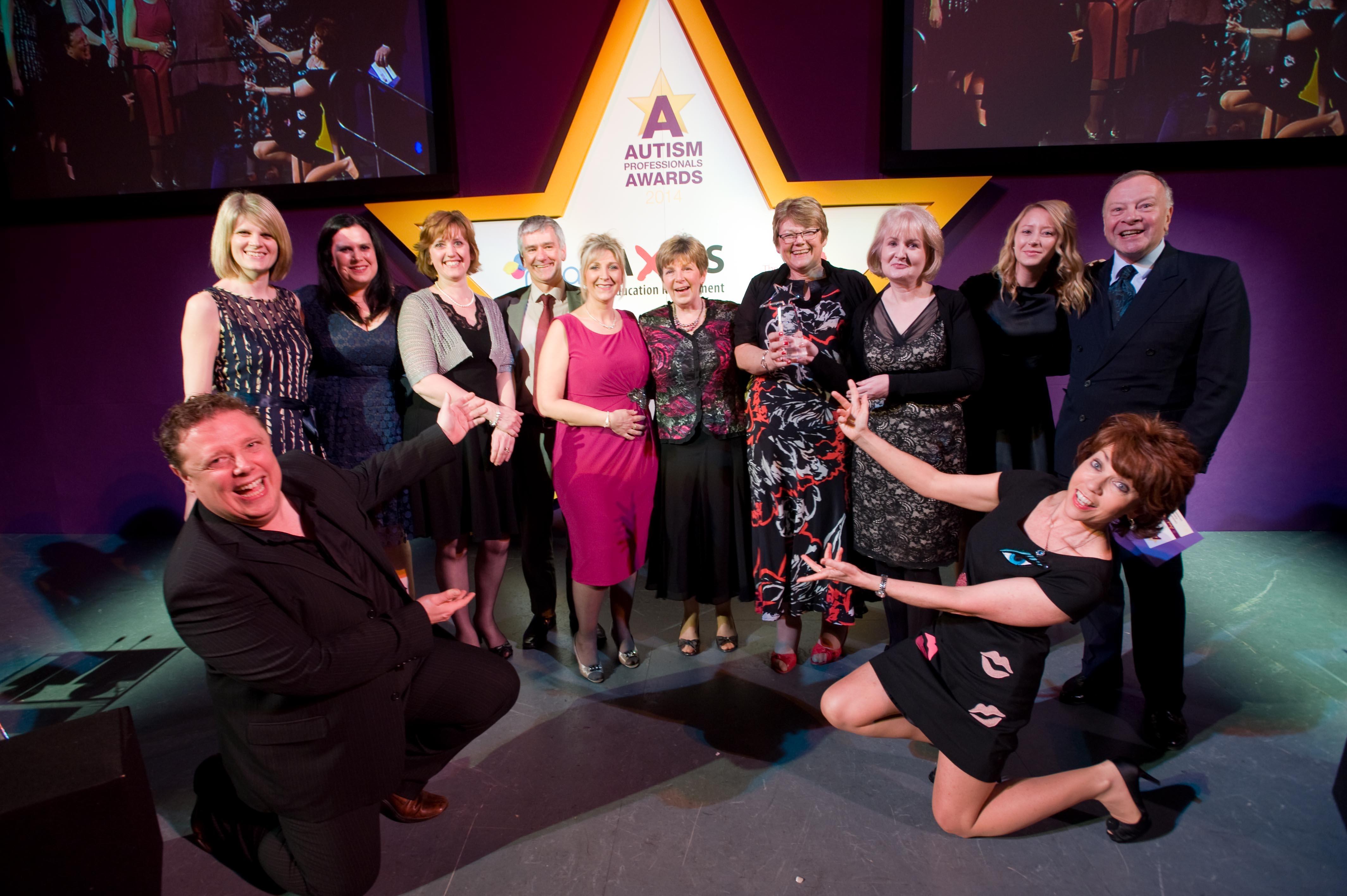 NAS Autism Professional award winners revealed