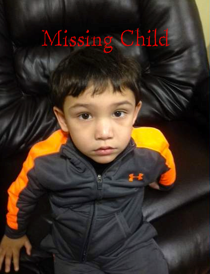 Florida: Emmanuel Menz Aged 3 Allegedly Abducted by Parnets