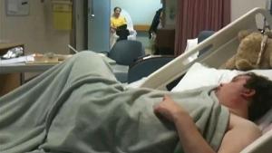 Autistic man is 'a prisoner' in Ottawa hospital