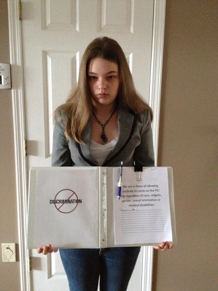 Girl with epilepsy and autism denied school trip
