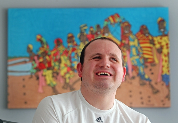 Autistic Calgary artist takes New York by storm