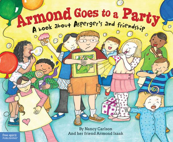 """""""Armond Goes to a Party""""  written by 14 year old with Asperger's"""
