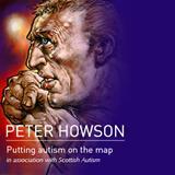Scottish Artist, Peter Howson Raises Money for Scottish Autism