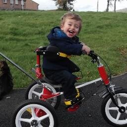 Tomcat custom made trikes for children with special needs