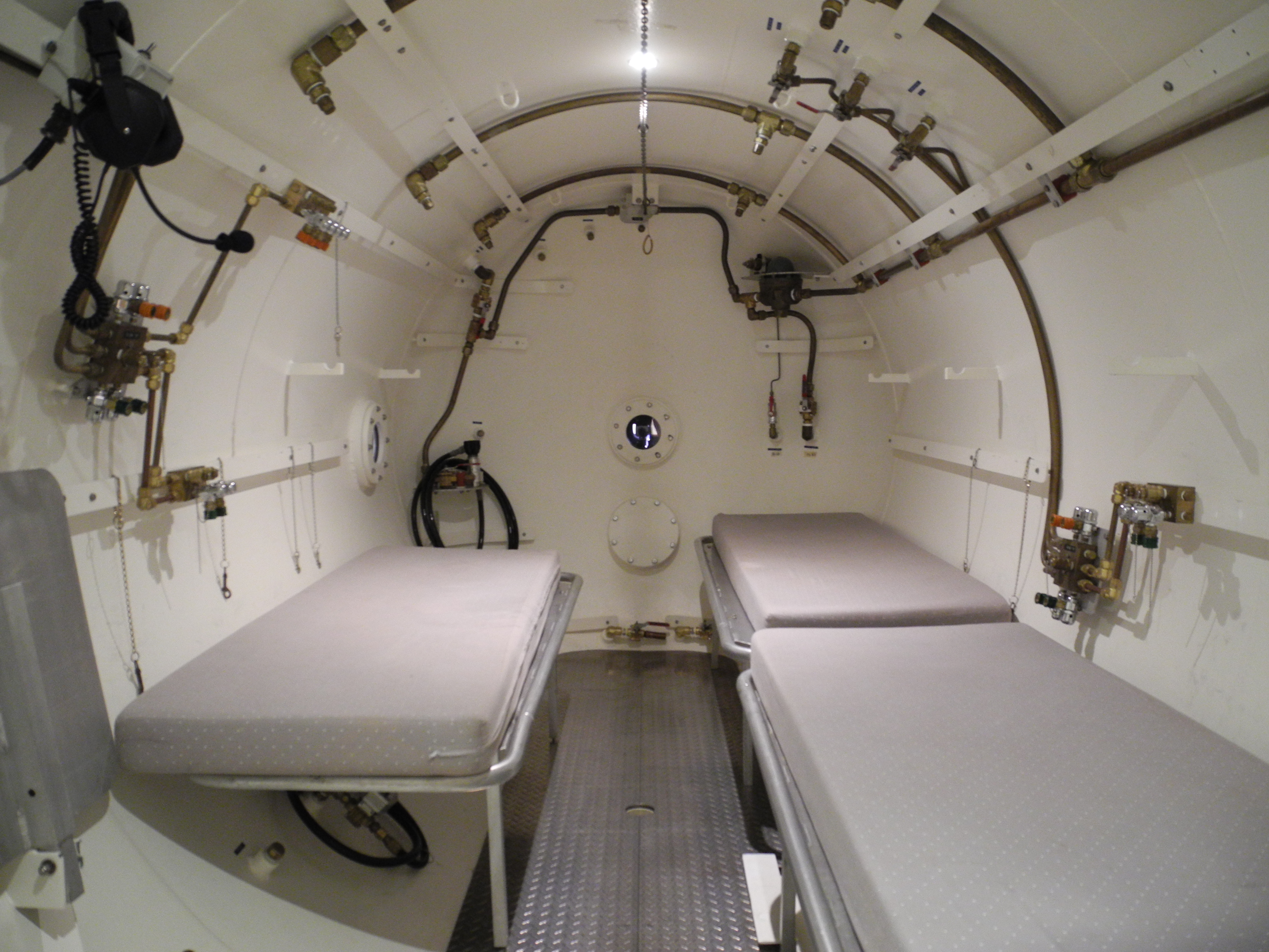 Researchers propose experiments that would use hyperbaric oxygen treatmenton on individuals with autism