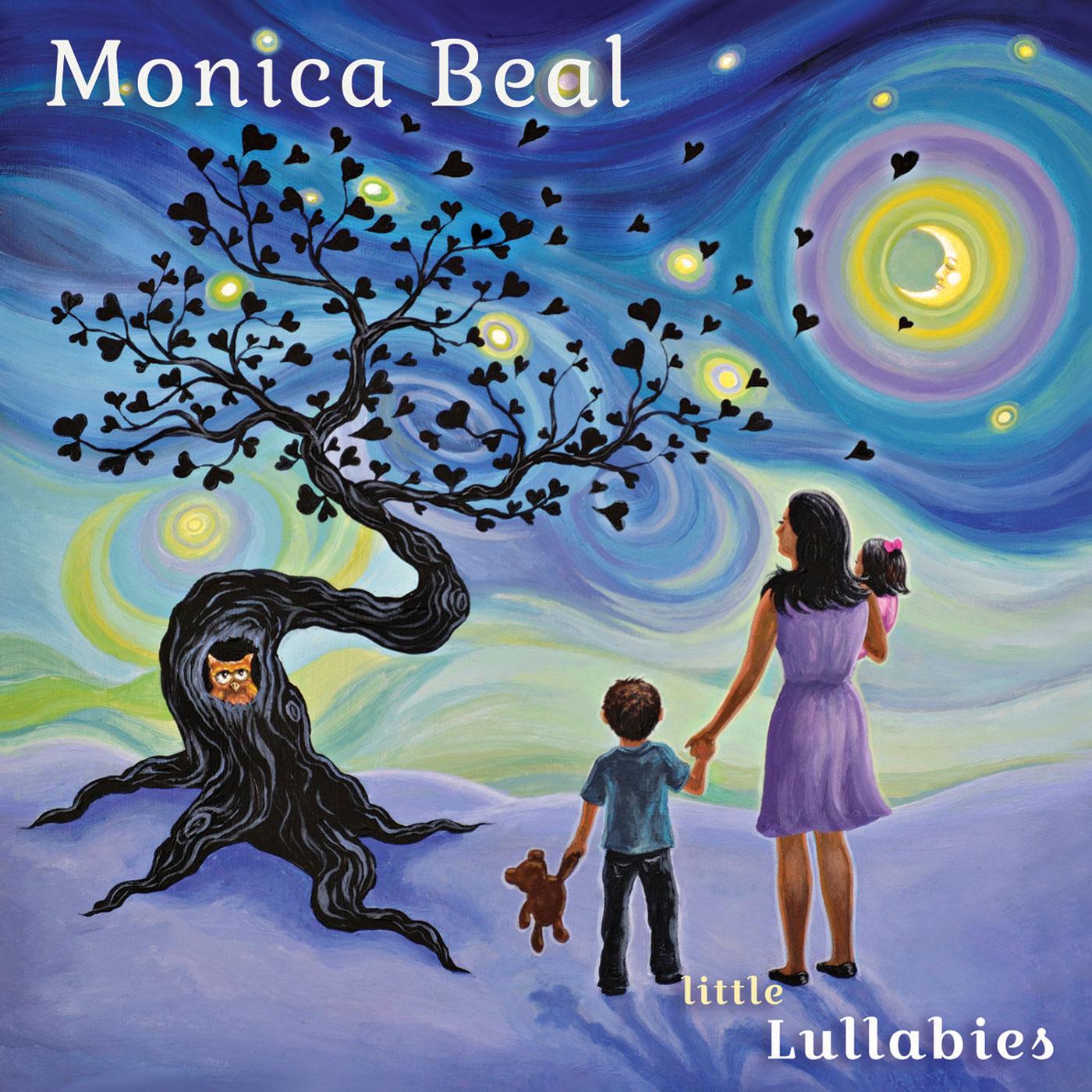 Monica Beal, American song writer of 'Little Lullabies' Part 1