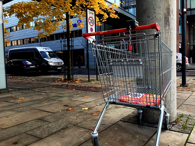 Sainsbury's Create a Prototype Trolley for Children with Autism